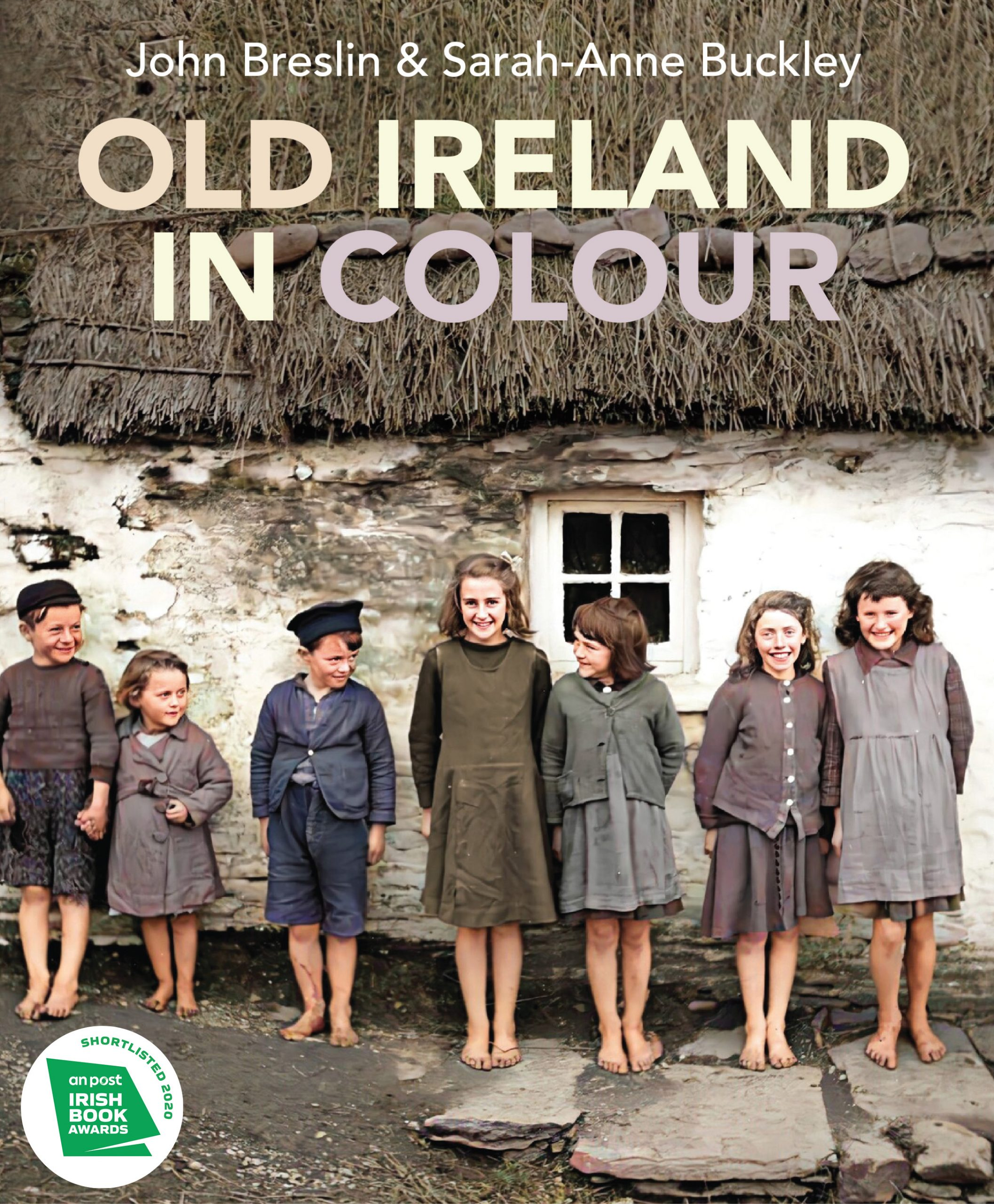 Old Ireland in Colour | Irish Academic Press