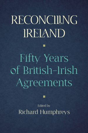 Reconciling Ireland Cover